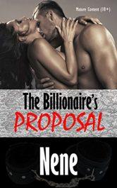 bargain ebooks The Billionaire's Proposal Erotic Romance by Nene
