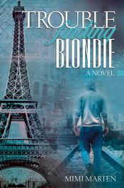 bargain ebooks Trouble Finding Blondie Romance by Mimi Marten