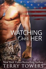 bargain ebooks Watching Over Her Military Romance by Terry Towers