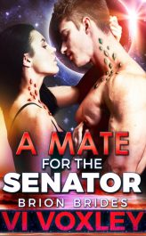 bargain ebooks A Mate for the Senator Romantic Science Fiction by Vi Voxley