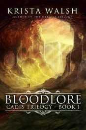 bargain ebooks Bloodlore Historical Fantasy by Krista Walsh