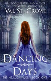 bargain ebooks Dancing Days Young Adult Fantasy by Val St. Crowe
