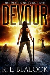bargain ebooks Devour Action/Adventure Horror by R.L. Blalock