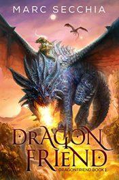 bargain ebooks Dragonfriend YA Epic Fantasy by Marc Secchia