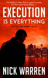 bargain ebooks Execution is Everything Thriller by Nick Warren