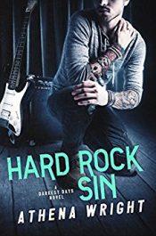 bargain ebooks Hard Rock Sin Contemporary Romance by Athena Wright