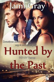 bargain ebooks Hunted by the Past Horror by Jami Gray