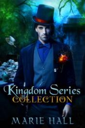 bargain ebooks Kingdom Series Collection: Book 1-3 Erotic Romance by Marie Hall
