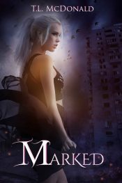 bargain ebooks Marked Fantasy/Thriller by T.L. McDonald
