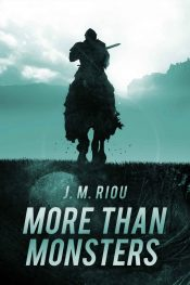 bargain ebooks More Than Monsters Action/Adventure by J.M. Riou
