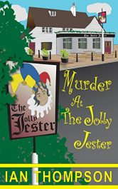 ian thompson murder at the jolly jester
