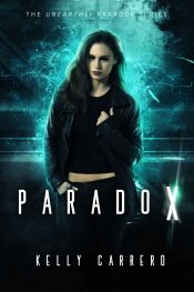 bargain ebooks Paradox YA Science Fiction by Kelly Carrero