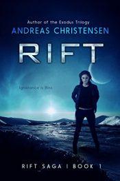 bargain ebooks RIFT Science Fiction by Andreas Christensen