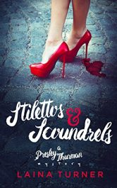 laina turner stilettos and scoundrels