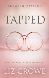 bargain ebooks Tapped Erotic Romance by Liz Crowe