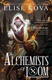 bargain ebooks The Alchemists of Loom Fantasy Adventure by Elise Kova