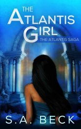 bargain ebooks The Atlantis Girl Young Adult Fantasy/Mystery by S.A. Beck