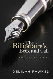 bargain ebooks The Billionaire's Beck and Call Erotic Romance by Delilah Fawkes