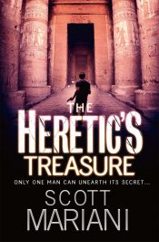 bargain ebooks The Heretic's Treasure Action/Adventure by Scott Mariani