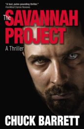 bargain ebooks The Savannah Project Thriller by Chuck Barrett