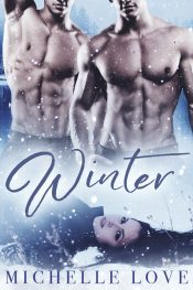 bargain ebooks Winter (A Bad Boy Millionaire MFM Romance) Erotic Romance by Michelle Love