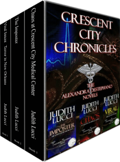 bargain ebooks Crescent City Chronicles Mystery/Thriller by Judith Lucci