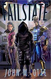bargain ebooks Failstate YA Action/Adventure by John W. Otte