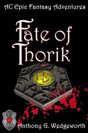 bargain ebooks Fate of Thorik Fantasy by Anthony Wedgeworth