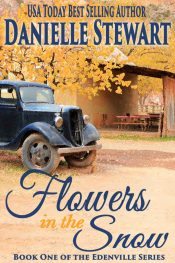 bargain ebooks Flowers in the Snow Historical Fiction by Danielle Stewart