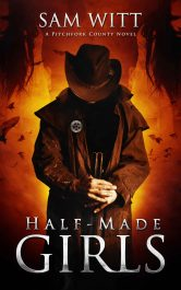 bargain ebooks Half-Made Girls Horror by Sam Witt