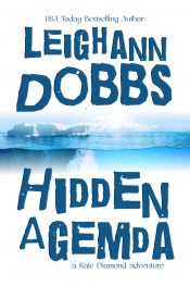 bargain ebooks Hidden Agemda Cozy Mystery by Leighann Dobbs