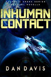 bargain ebooks Inhuman Contact Science Fiction by Dan Davis