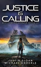bargain ebooks Justice is Calling Paranormal Fantasy by Justin Sloan