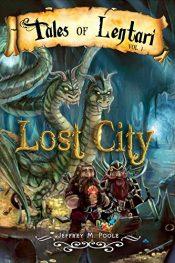 bargain ebooks Lost City SciFi Adventure by Jeffrey Poole