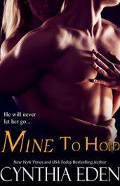 bargain ebooks Mine to Hold Romance by Cynthia Eden