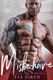 bargain ebooks Misbehave Military Romance by Tia Siren