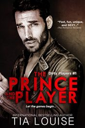 tia louise the prince and the player