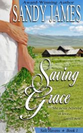 sandy james saving grace