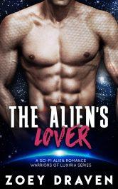 bargain ebooks The Alien's Lover SciFi Romance by Zoey Draven