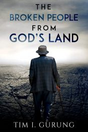 bargain ebooks The Broken People from God's Land Historical Fiction by Tim I. Gurung