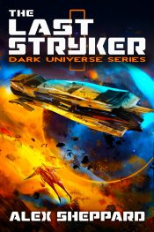 bargain ebooks The Last Stryker Science Fiction by Alex Sheppard