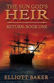 bargain ebooks The Sun God's Heir Action/Adventure by Elliot Baker