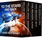 bargain ebooks To the Stars and Back Science Fiction by Colin Barnes