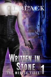 bargain ebooks The Medusa Files, Case 1: Written in Stone Horror / Dark Fantasy by C.I. Black