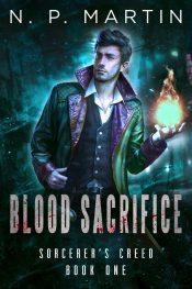 bargain ebooks Blood Sacrifice Urban Fantasy by N. P. Martin