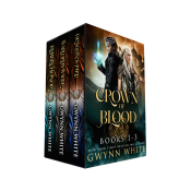 Gwynn White Crown of Blood Kindle ebook