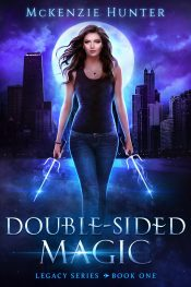 Double-Sided Magic Urban Fantasy by McKenzie Hunter