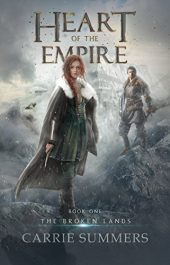 Carrie Summers Heart of the Empire Kindle ebook