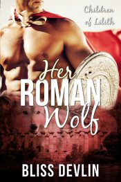 bargain ebooks Her Roman Wolf Paranormal Romance by Bliss Devlin