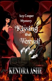 bargain ebooks Kissing the Werewolf Cozy Mystery by Kendra Ashe